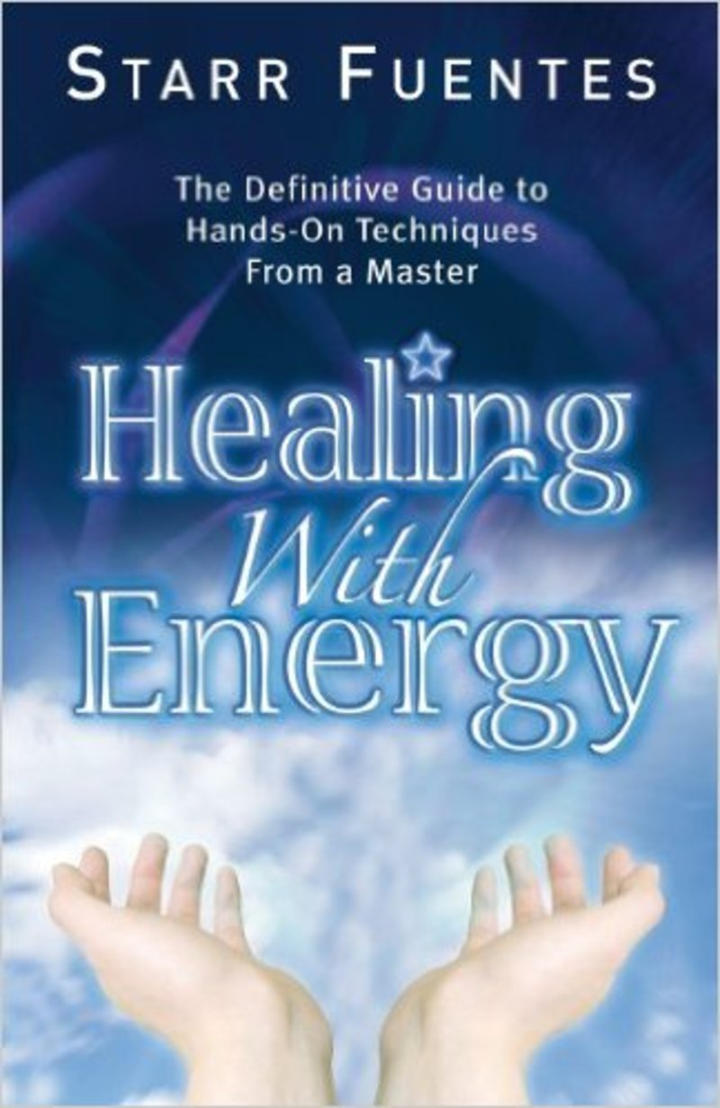 Book Review: Healing With Energy