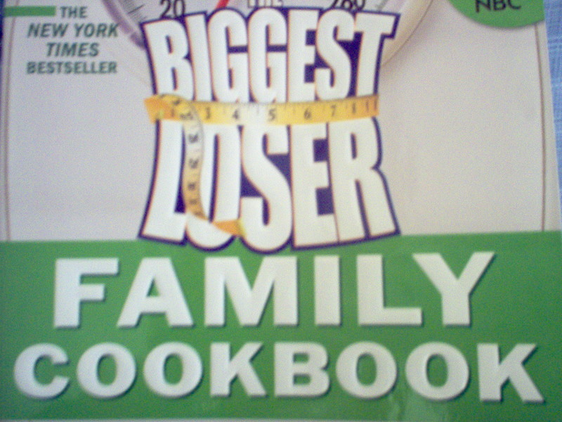 cookbook  - The Biggest Loser Family Cookbook Review