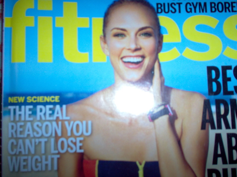 magazine cover