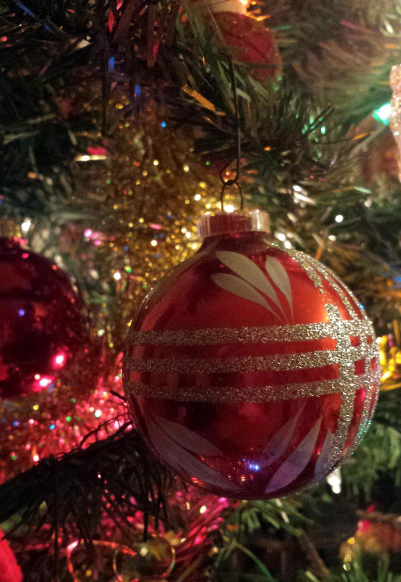 ornament  - Book Review:  The Christmas Survival Book
