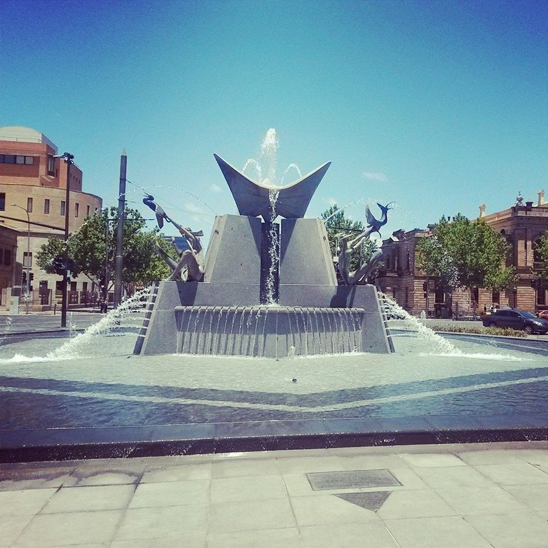 Places: Adelaide