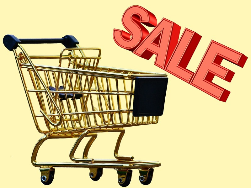 Shopping cart  - Book Review:  The Lazy Couponer