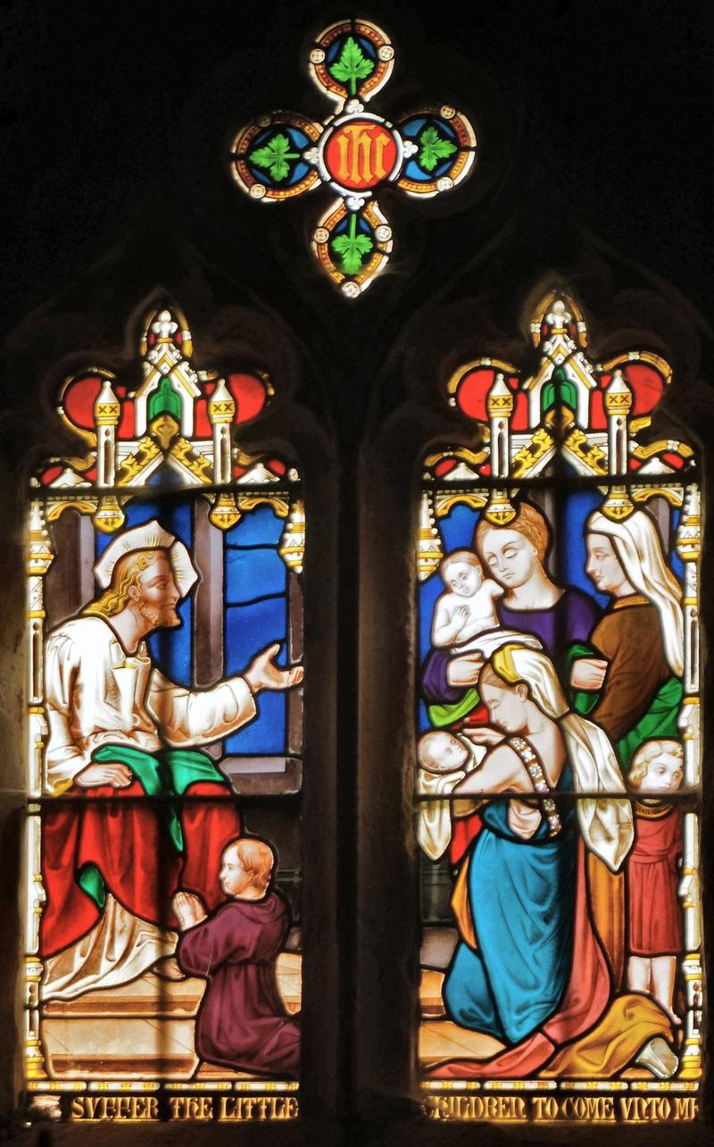 Stained Glass Windows  - Book Review:  Ten Prayers God Always Says Yes To