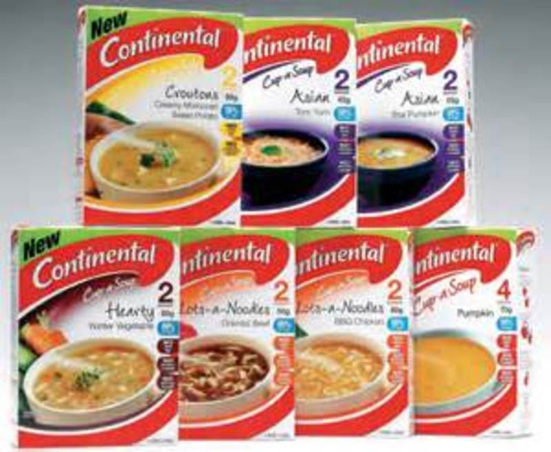 Product: Continental Cup - a - Soup